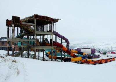 AQUApark Lipany - Zima